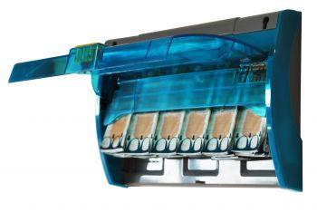 VOSS-PSA-Erste Hilfe, FOX steril textil+wasserabw.2,5x7,2cm ohne Abb.