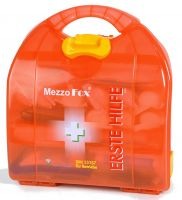 VOSS-PSA-Erste Hilfe, Mezzo FOX, gefüllt nach DIN 13157, orange