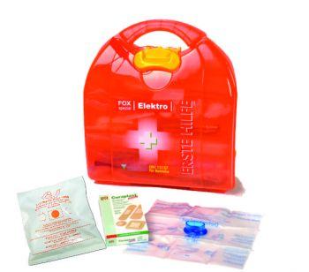 VOSS-PSA-Erste Hilfe, Mezzo FOX Elektro, orange transluzent