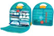 VOSS-PSA-Erste Hilfe, Mezzo FOX, Erste Hilfe Koffer, DIN 13157 und DIN13164, orange