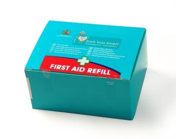 VOSS-PSA-Erste Hilfe, Nachfüll FOX Spender Fingerlinge blau