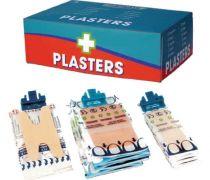 VOSS-PSA-Erste Hilfe, Pflaster-Nachfüllset, wasserabweisend