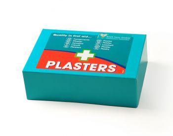 VOSS-PSA-Erste Hilfe, Nachfüll FOX Pflaster-Spender steril wasserabw. mixed