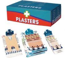 VOSS-PSA-Erste Hilfe, Pflaster-Nachfüllset, detektabel