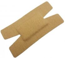 VOSS-PSA-Erste Hilfe, Finger-Gelenkverband H-Form EL  38 x 75 mm