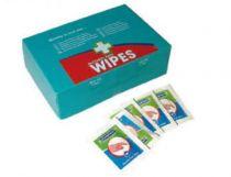 VOSS-PSA-Erste Hilfe, Wund-Reinigungstücher