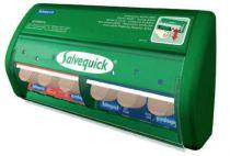 VOSS-PSA-Erste Hilfe, Salvequick Pflaster-Spender, gefüllt