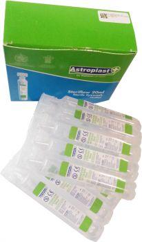 VOSS-PSA-Erste Hilfe, Steriflow, 10x 5 ml NaCl Ampullen