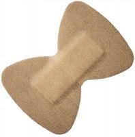 VOSS-PSA-Erste Hilfe, Finger-Kuppen-Verband Schmetterling, textil-elastisch, 60 x 90 mm