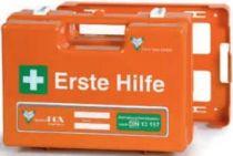 VOSS-PSA-Erste Hilfe, Verbandkoffer WESER - mit Reserven, DIN 13157