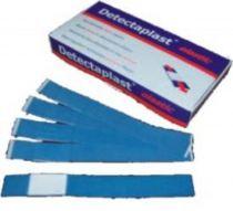 VOSS-PSA-Erste Hilfe, Finger-Verband, detektabel, wasserabweisend, 12 x 2 cm, blau