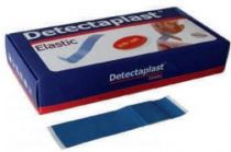 VOSS-PSA-Erste Hilfe, Finger-Verband, detektabel, textil-elastisch, 18 x 3 cm, 100