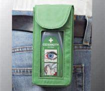 VOSS-PSA-Erste Hilfe, Gürteltasche f. Augendusche 235 ml