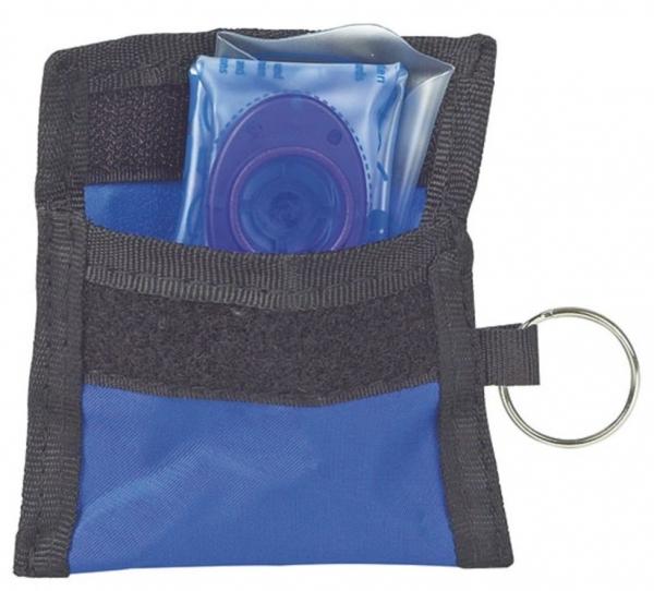 VOSS-PSA-Erste Hilfe, Beatmungsfolie im Softcase