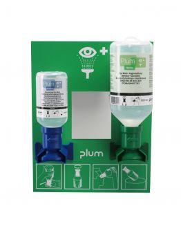VOSS-PSA-Erste Hilfe, Plum Augen-Notfallstation (offen)