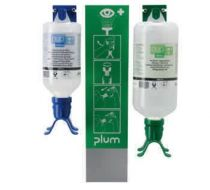 VOSS-PSA-Erste Hilfe, Plum Augen- Notfallstation Duo 1000ml