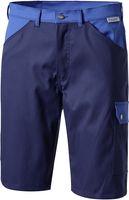 PIONIER-Bermuda, Arbeits-Berufs-Shorts, TOP COMFORT STRETCH, ca. 285g/m², marine/royal