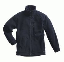 PIONIER Winter-Fleece-Arbeits-Berufs-Jacke, Herren, marine