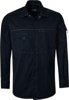 PIONIER-Revolution-Arbeits-Berufs-Hemd, TOOLS, schwarz