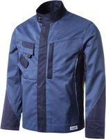 PIONIER-Arbeits-Berufs-Bund-Jacke, TOOLS, 285g/m², nordic/blue