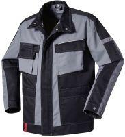 PIONIER-Arbeits-Berufs-Bund-Jacke, ca. 245g/m², schwarz/grau