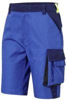 PIONIER-Bermuda, Arbeits-Berufs-Shorts, ca. 245g/m², marine/kornblau