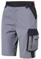 PIONIER-Bermuda, Arbeits-Berufs-Shorts, ca. 245g/m², schwarz/grau