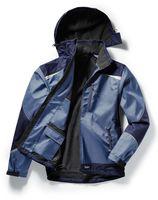 PIONIER-Softshell-Arbeits-Berufs-Jacke, OUTDOOR, nordic blue/marine