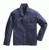 PIONIER Arbeits-Berufs-Bund-Jacke, Cotton Pure, BW280, marine