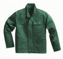 PIONIER Arbeits-Berufs-Bund-Jacke, Cotton Pure, BW280, grün