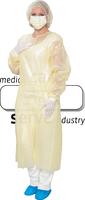 care&serve Einweg-Infektionserreger-Besucher-Einmal-Schutz-Set, EN 14126, Set 2, Polybeutel, VE: 50 Stück