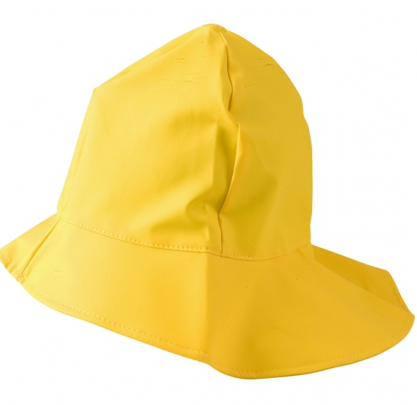 ELKA-Regen-Nässe-Wetter-Schutz-Mütze, Cap, Südwest, OUTDOOR, ca. 320g/m², oliv