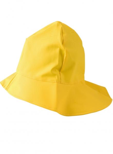ELKA-Regen-Nässe-Wetter-Schutz-Mütze, Cap, Südwest, OUTDOOR, ca. 320g/m², gelb