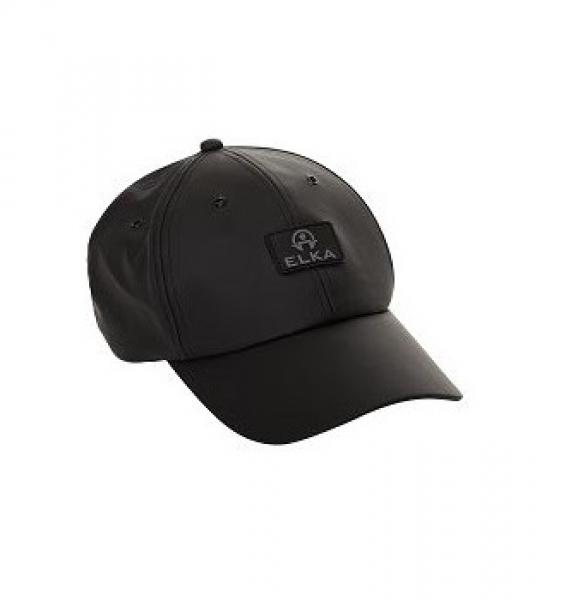 ELKA-Regen-Nässe-Wetter-Schutz-PVC-Cap, OUTDOOR, schwarz