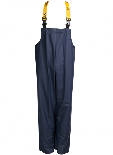 Gr gelb PVC//Polyester 3 = 58//60 Regenlatzhose Latzhose XL