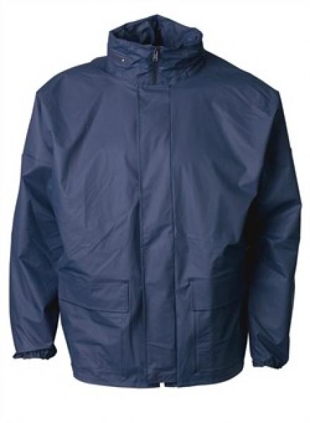 ELKA Regen-Nässe-Wetter-Schutz, Arbeits-Berufs-Jacke, Xtreme, marine