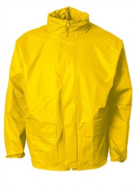 ELKA Regen-Nässe-Wetter-Schutz, Arbeits-Berufs-Jacke, Xtreme, gelb