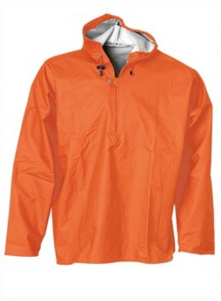 ELKA-Regen-Nässe-Wetter-Schutz-Schlupf-Jacke, Elka Xtreme, orange