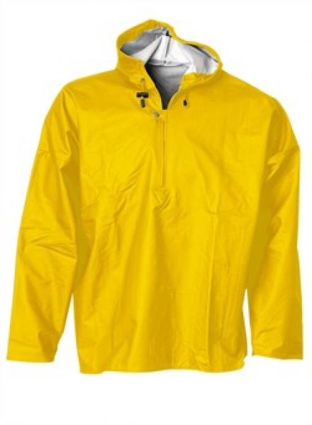 ELKA-Regen-Nässe-Wetter-Schutz-Schlupf-Jacke, Elka Xtreme, gelb