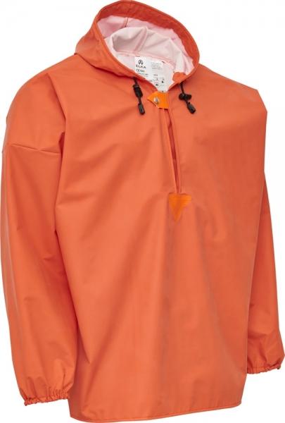 ELKA Regen-Nässe-Wetter-Schutz-Schlupf-Jacke, Xtreme, orange