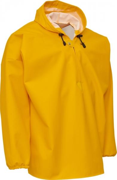 ELKA Regen-Nässe-Wetter-Schutz-Schlupf-Jacke, Xtreme, gelb