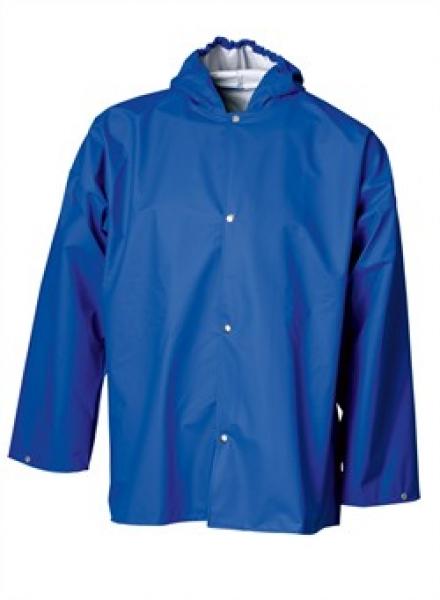 ELKA Regen-Nässe-Wetter-Schutz-Jacke, Xtreme, cobalt