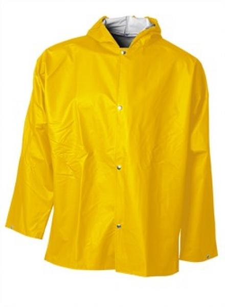 ELKA Regen-Nässe-Wetter-Schutz-Jacke, Xtreme, gelb