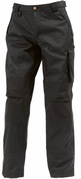 ELKA-Regen-Nässe-Wetter-Schutz-Bundhose, WORKING XTREME, schwarz