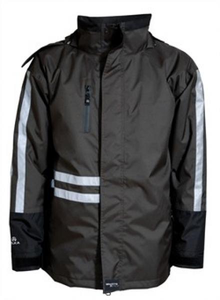ELKA Regen-Nässe-Wetter-Schutz-Jacke, Working Xtreme, anthrazit/schwarz