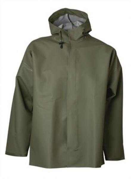 ELKA Regen-Nässe-Wetter-Schutz-Jacke, Fishing Xtreme, oliv