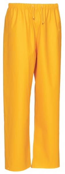 ELKA-Regen-Nässe-Wetter-Schutz-Bundhose, OUTDOOR, 310g/m², gelb