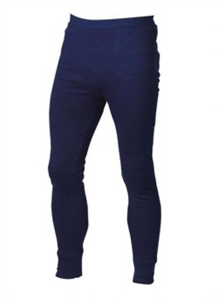 ELKA Thermo-Unterhose, lang, marine