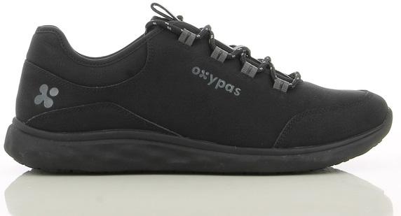 OXYPAS-Berufsschuhe, ROMAN, schwarz