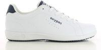 OXYPAS-Herren-Arbeits-Berufs-Schuhe, ESD, Evan, weiss
